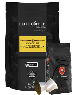 Elite Coffee Tonino Lamborghini BLACK