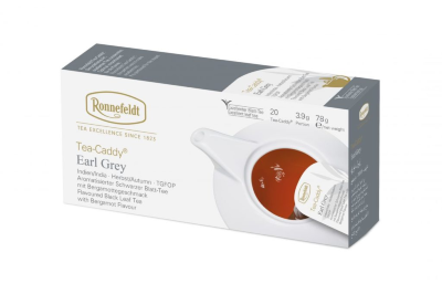 Ronnefeldt TeaCaddy Earl Grey (Эрл грей) 20 шт