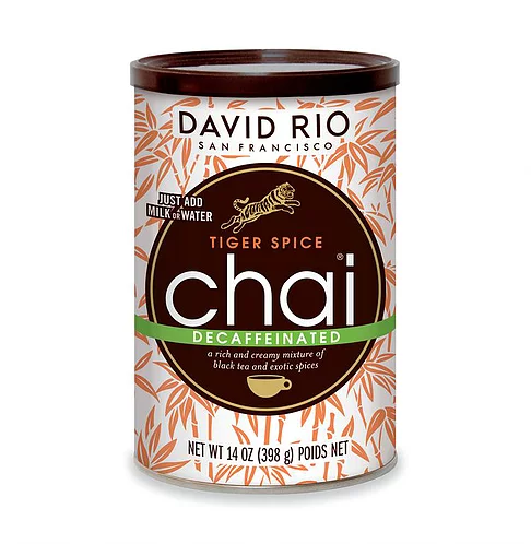 Пряный чай-латте David Rio Tiger Spice Decaf Chai