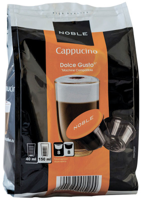 Noble Cappuccino Dolce Gusto