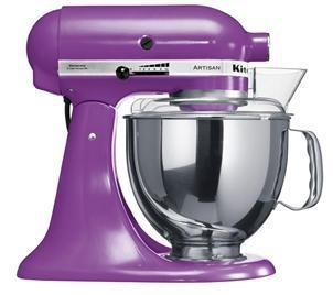 Миксер KitchenAid Artisan 4.8 л 5KSM125PSEGP