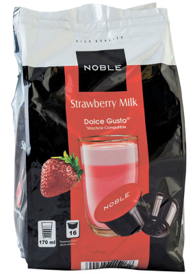 Noble Strawberry Milk Dolce Gusto