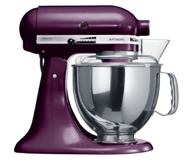 Миксер KitchenAid Artisan 4.8 л 5KSM125PSEBY