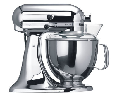 Миксер KitchenAid Artisan 4.8 л 5KSM150PSECR