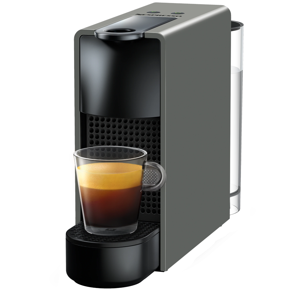 Кофемашина Nespresso C30 Essenza Mini (Grey)