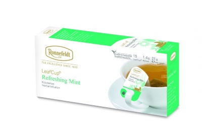 Ronnefeldt Leaf Cup Refreshing Mint (освежающая мята)