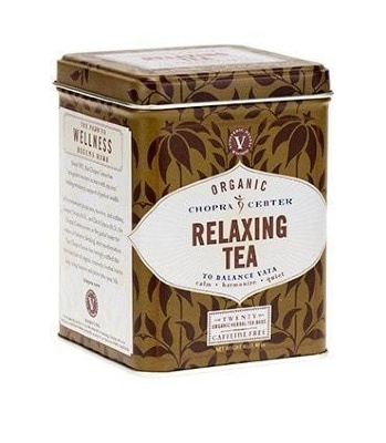 CHOPRA CENTER ORGANIC RELAXING TEA (Расслабляющий)