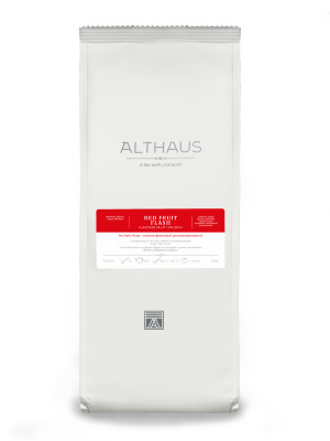Althaus Red Fruit Flash - Ред Фрут Флаш, 250 гр.