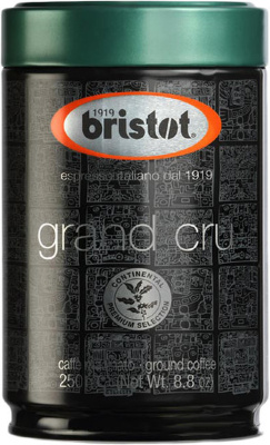 Кофе молотый Bristot Grand Cru Rainforest