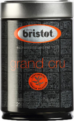 Кофе в зернах Bristot Grand Cru Santo Domingo