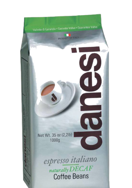 Danesi Naturally Decaf 1 кг