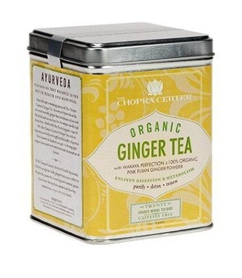 CHOPRA CENTER ORGANIC GINGER TEA (Имбирный)