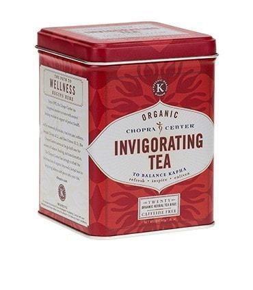 CHOPRA CENTER ORGANIC INVIGORATING TEA (Гвоздика)