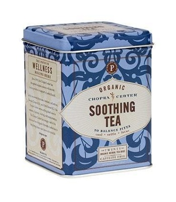 CHOPRA CENTER ORGANIC SOOTHING TEA (Мята семена фенхеля)