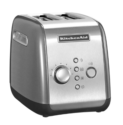 Тостер KitchenAid 5KMT221EMS