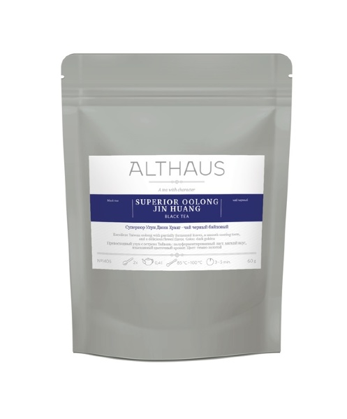 Althaus Superior OolongJin Huang