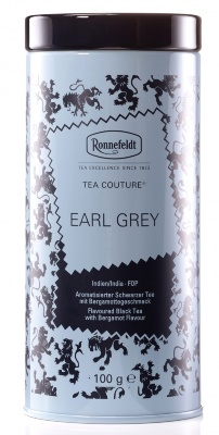 Ronnefeldt TeaCouture Earl Grey (Эрл грей) 100 гр