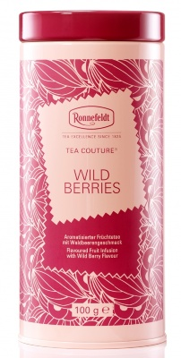 Ronnefeldt TeaCouture Wild Berries (Дикие ягоды) 100 гр