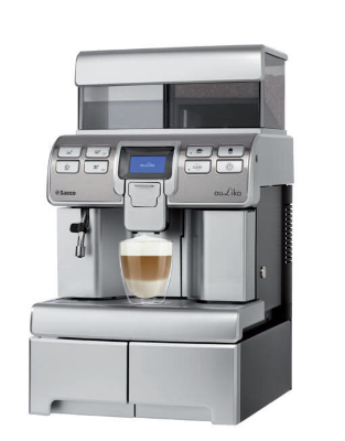 Saeco Aulika Top High Speed Capuccino 9846/05