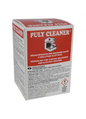 PULY CLEANER Descaler 1 x 30г. (10шт)