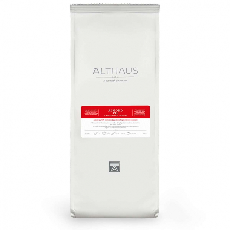 Althaus Almond Pia - Альмонд Пай, 200 гр.