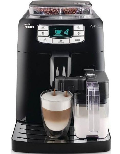 Saeco Intelia One Touch Cappuccino (HD8753/19)