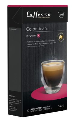 Caffesso Colombian