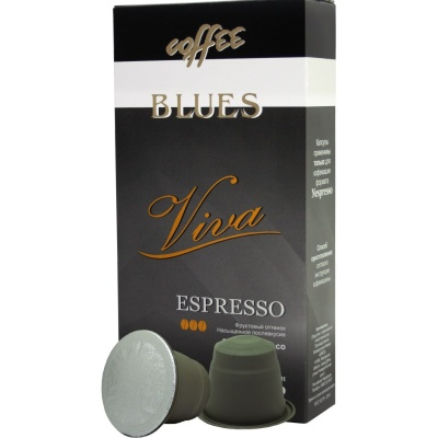 Coffee Blues Вива