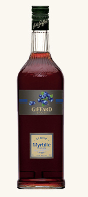 Сироп Giffard Blueberry (Черника)